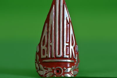 Vintage bicycle - Tablet Logo of the manufacturer-Bauer-4651