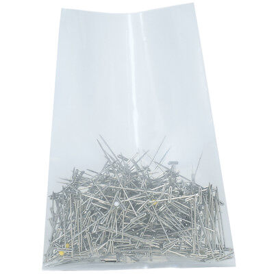 """Box Partners Flat 4 Mil Poly Bags 4"""" x 36"""" Clear 1000/Case PB1072"""