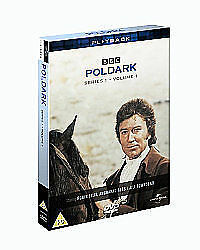 Poldark: Series 1 - Part 1 [DVD] [1975], Good Used DVD, Kevin McNally, Forbes Co