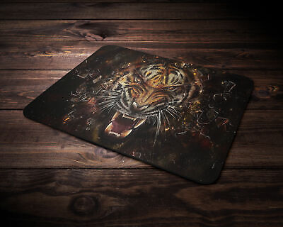 Gothic Emo Inspired Goth Rubber Mouse Mat PC Mouse Pad