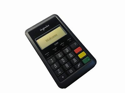 Ingenico Card Reader iCMP Bluetooth Ingenico POS Credit Card / Chip Reader