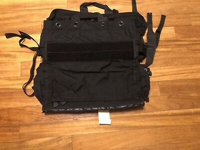 S.O. TECH RAMMP Medical Panel, New, With All Pouches, Black