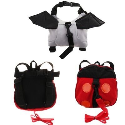 Toddler Kids Harness Backpack, Safety Anti-lost Strap Rucksack with Reins