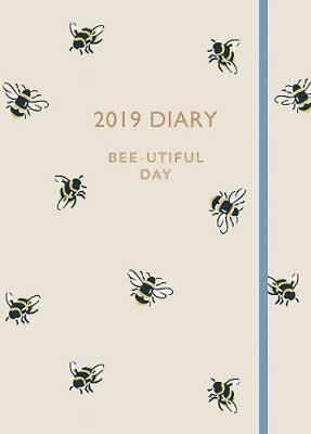 Cath Kidston: Bumble Bee 2019 A6 Diary (Cath Kidston Stationery) Diary