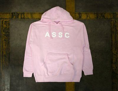 1a81fa5512c3 ANTISOCIAL SOCIAL CLUB x Kkoch pink hoodie (Asia Exclusive) size S-L ...