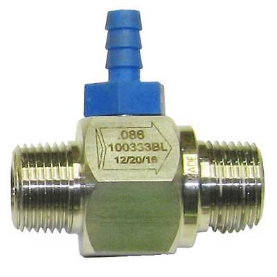 Stainless Steel Chemical Injector .086 - General Pump 100333