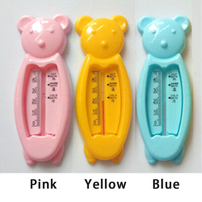 UK Float Thermometer Baby Infant Swimming Pool Bath Tub Water Temperature Tester