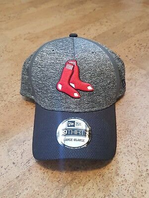 newest collection cef37 ed768 ... coupon code for nwt boston red sox mlb clubhouse new era 39thirty 3930  flex hat cap