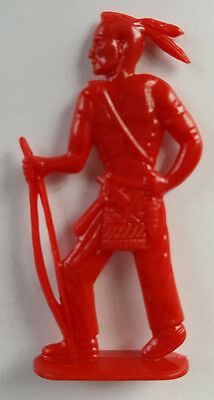 1949 Vintage Premium Cracker Jack Prize Toy Man with Bow Stand Up