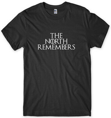 The North Remembers Mens Funny Unisex T-Shirt
