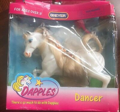 Mare Dancer Dapples Comb #96100 Breyer Mint in Box MIB Vintage 1996
