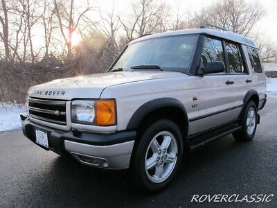 2001 Land Rover Discovery SE7 2001 LAND ROVER DISCOVERY II SE7 ... 92,093 Original Miles ... 7 PASSENGER