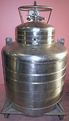 Cryofab CMSH-500 LHe Container Liquid Helium Container 538 L