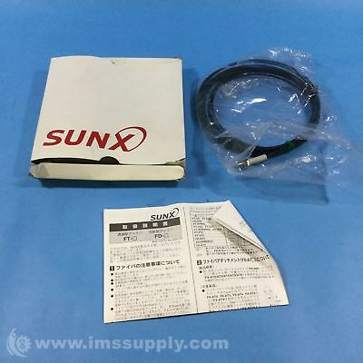 Sunx Ltd FT-B8 Photoelectric Sensor Thru-beam FNOB