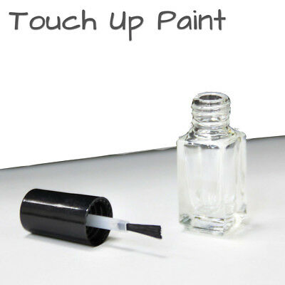 One Day Ship- For Subar Color #G1U Ice Silver Metallic Touch up Paint Repair Kit