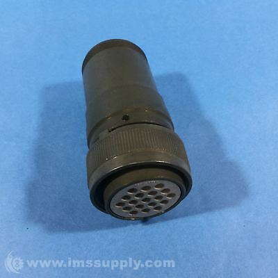 Jae Connectors JA24-M2SC Connector/Receptacle USIP