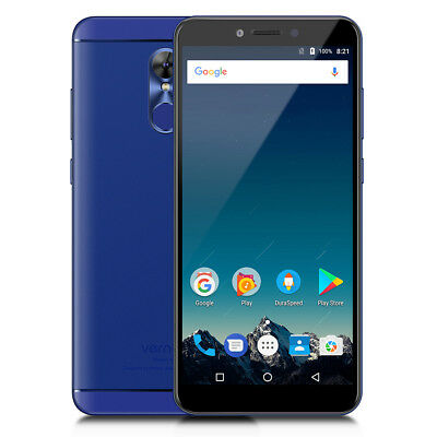 """5.7"""" Vernee M6 64Go/4Go Octa-core 4G Smartphone Android 7.0 Téléphone TOUCH ID"""