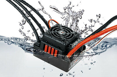 Hobbywing QUICRUN WP-8BL150 Waterproof 150A Brushless ESC For 1/8 RC Car Buggy