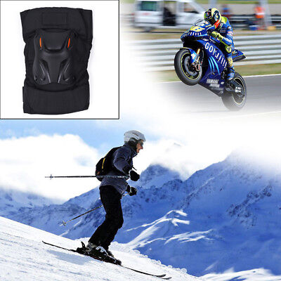 Motorcycle Racing Motocross Knee Pads Protector Armor Guards Protective Gear