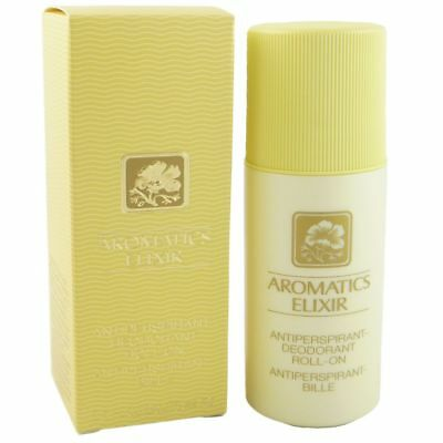 Clinique Aromatics Elixir 75 ml Deo Roll on Deodorant Antiperspirant