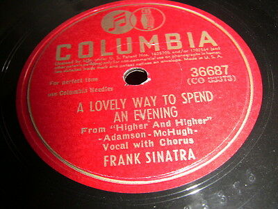 6/2R Frank Sinatra - A Lovely Way To Spend An Evening