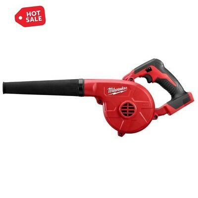 Milwaukee M18 Cordless Blower 18-Volt Lithium-Ion Compact Electric (Tool-Only)