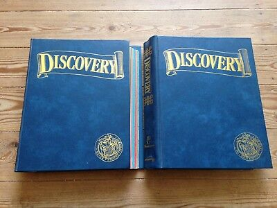 62 X Bound Issues Discovery Magazine 1-60 Complete + Specials Marshall Cavendish