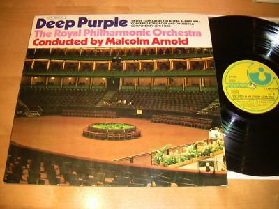 10/100 Deep Purple - Concerto for Group and Orchestra ( 062-90749)