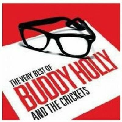 Very Best of by BUDDY CRICKETS HOLLY.