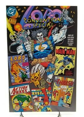 Lobo Convention Special #1 December 1993 DC Comics Alan Grant Keith Giffen
