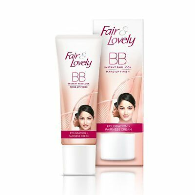 New Fair And Lovely BB Cream Foundation Fairness with Make-Up Finish 9g
