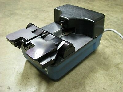 Metric Splicer & Film Company ultrasonic film splice machine, 3001