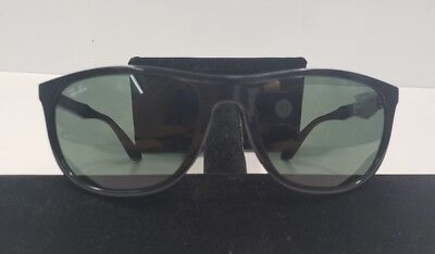 3e4ca0e3c9 Authentic Ray Ban Sunglasses RB4291 601 71 Black Frames Gray Green Lens 58MM