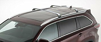2014-2019 Toyota Highlander Cross Bar Kit ( XLE, LIMITED, SE) PT278-48170