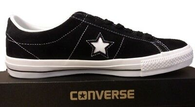 9962fdd7cf4929 Men s Size 11.5 Converse One Star OX Suede Leather Low Top Shoes CONS Skate