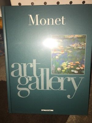 DeAgostini Art Gallery Artists Book Collection # Part 1 Monet