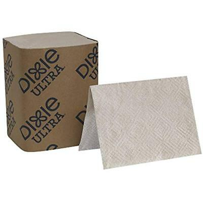 Dixie Disposable Napkins Ultra Interfold 2-Ply Dispenser Refill (Formerly GP W