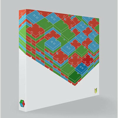 EXO-CBX 2nd Mini Album [Blooming Days] Blooming Ver. CD+Photobook+Photocard Stic