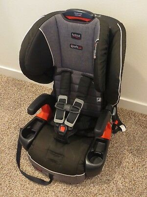 Britax Frontier ClickTight Combination Harness-2-Booster Car Seat Carseat