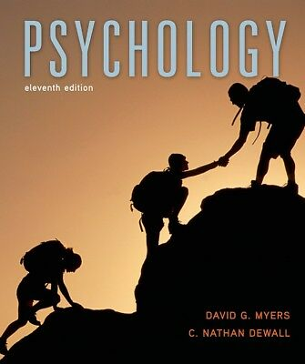 Psychology 11th Edition by Myers, DeWall