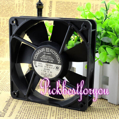 1pcs COMAIR ROTRON 12025 24V 0.27A FT24B0X double ball cooling fan #Mz11 QL