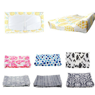 Baby Diaper Breathable Changing Table Pad Cover for Kids Nursery Bedding Sheets