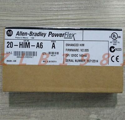 ONE NEW- Sealed Allen Bradley 20-HIM-A6 /A