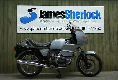 BMW R100RS 1977 12,938 miles Restoration Project