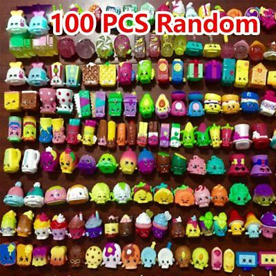 100 Shopkins Mixed Season Bundle Random Shopkins Season 1 2 3 4 5 6 7 Comb Post