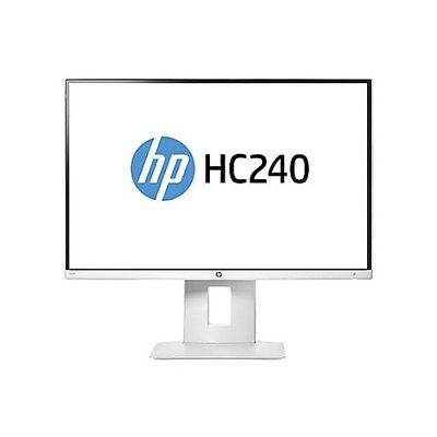 """HP HC240 - Healthcare - LED monitor - 24"""" (24"""" viewable) HC240 -"""
