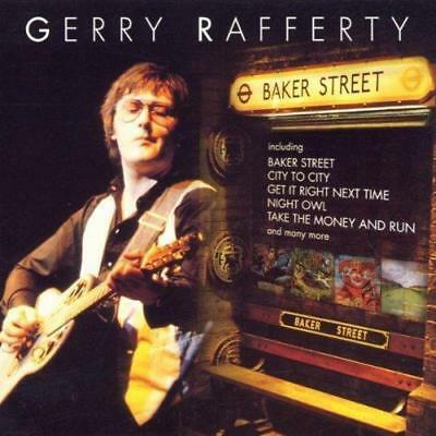 GERRY RAFFERTY THE BEST OF CD (1998) (Greatest Hits)