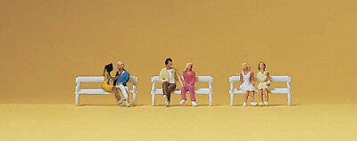 N Scale People - 79092 - Seated Couples