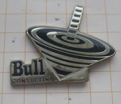 BULL CONSULTING / SAP .....................Computer Pin (73d)