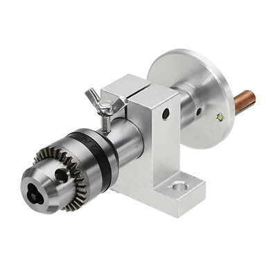 Machifit Lathe Center With Chuck Diy Accessories For Mini Lathe